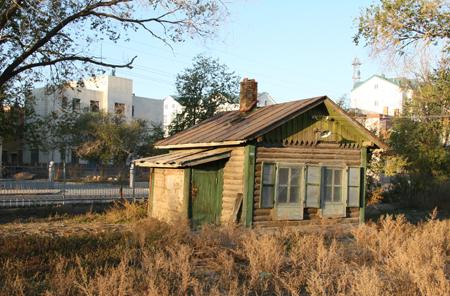 滿洲里火車站 - wzx - 我的博客―我的小菜园